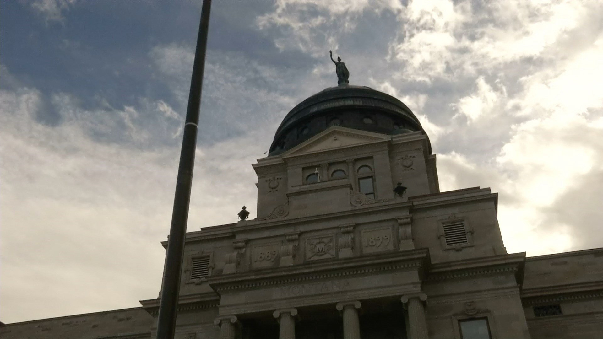 State Capitol building in Helena. (MTN News)