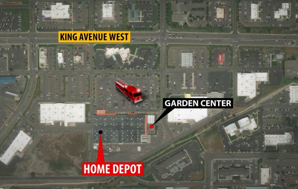 damages home depot in billings ktvq q2