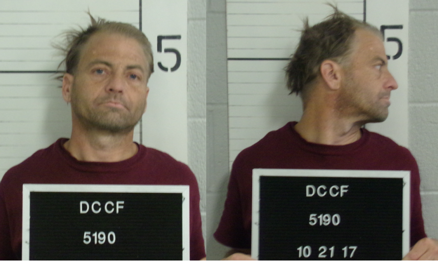 Todd Fisher is charged with his father's murder (DCJ)