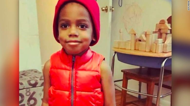 A 3-year-old boy died at the hospital after reportedly eating a grilled cheese at his New York City school. courtesy WPIX.
