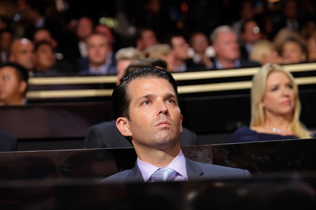 Donald Trump Jr. released exchanges he had with the WikiLeaks Twitter account via direct messages during the 2016 presidential campaign. (CNN file photo)