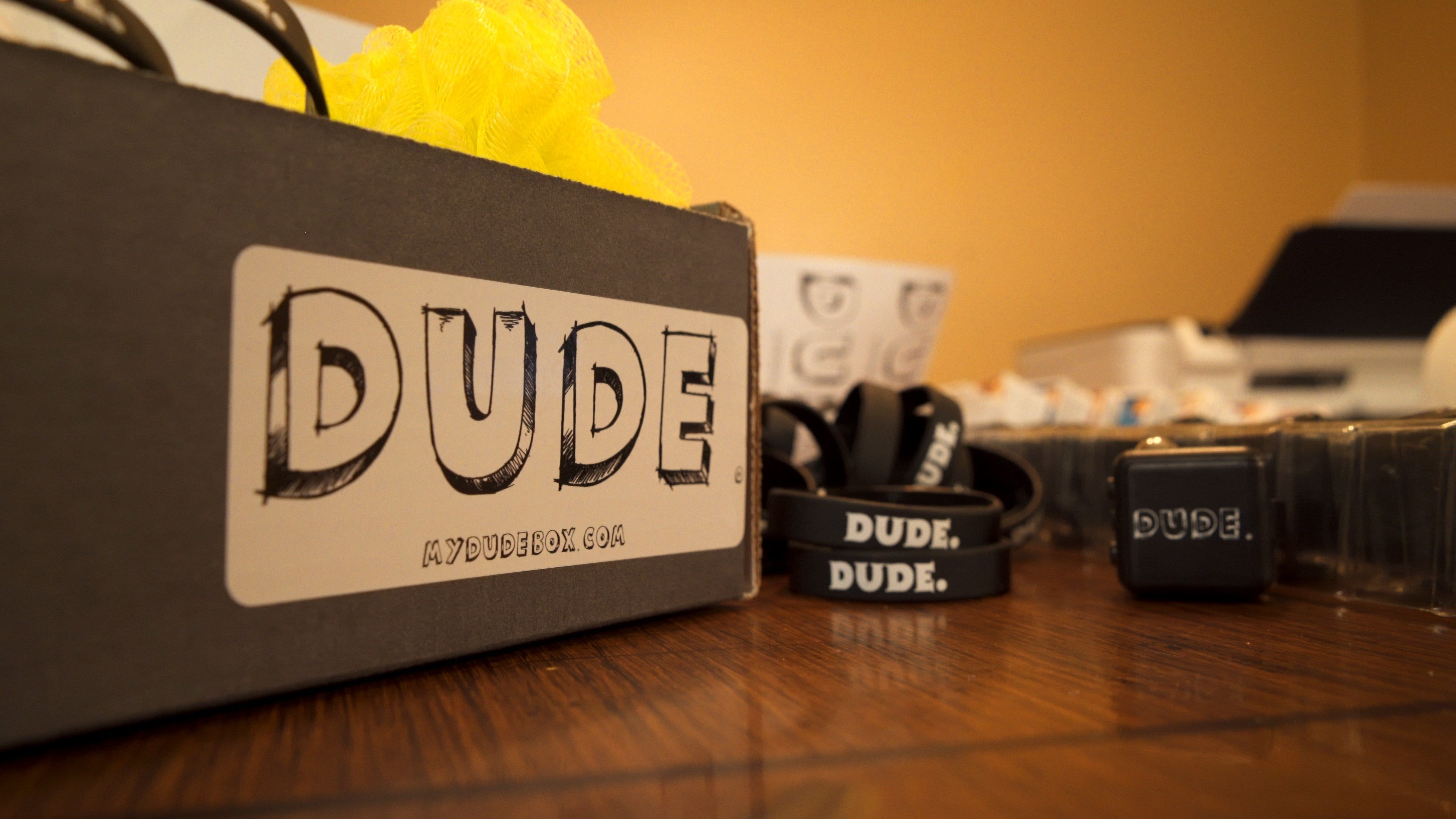 My Dude Box provides help for boys going through puberty (MTN News/Brandon Sullivan Photo)