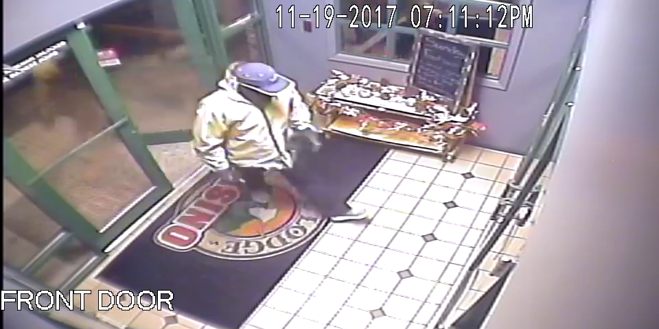 Police hope to identify robbery suspect (Billings Police)