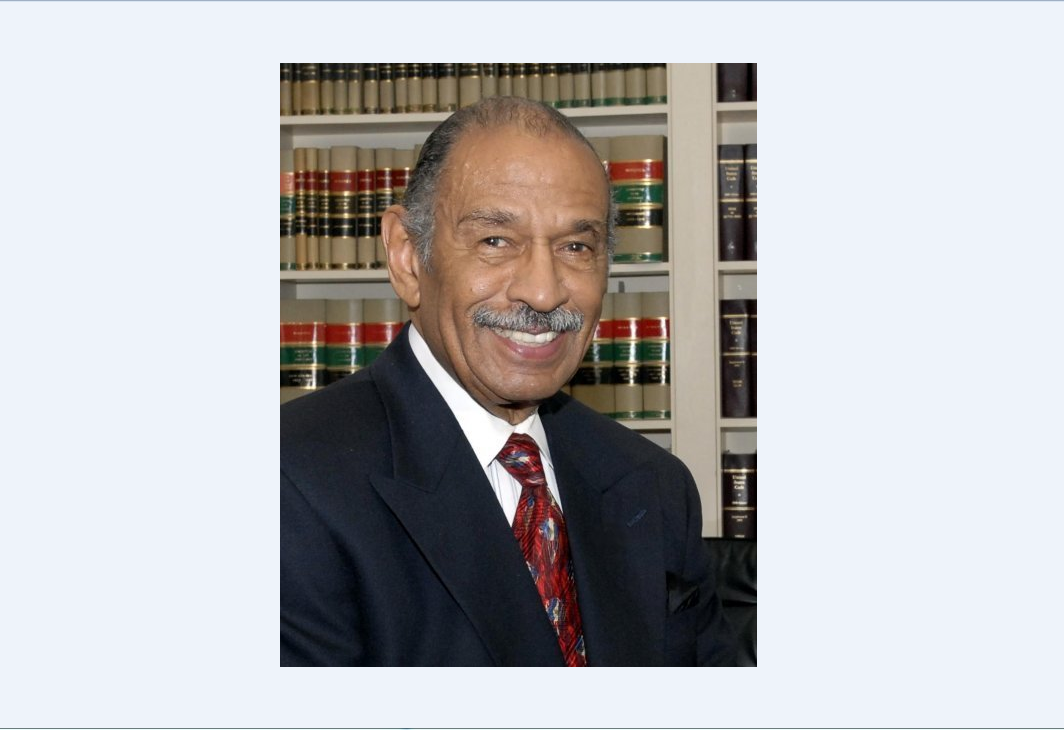 Rep. John Conyers of Michigan. courtesy of Conyers' office.