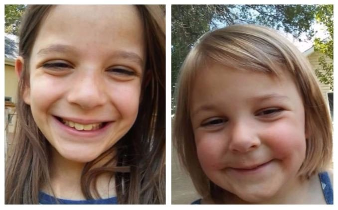 Iron County authorities search for two missing girls and man