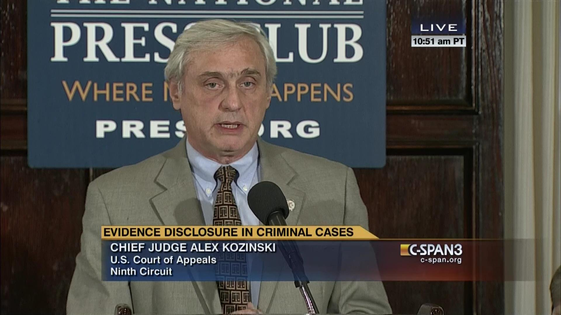 Federal Judge Kozinski retires as sexual misconduct inquiry launched