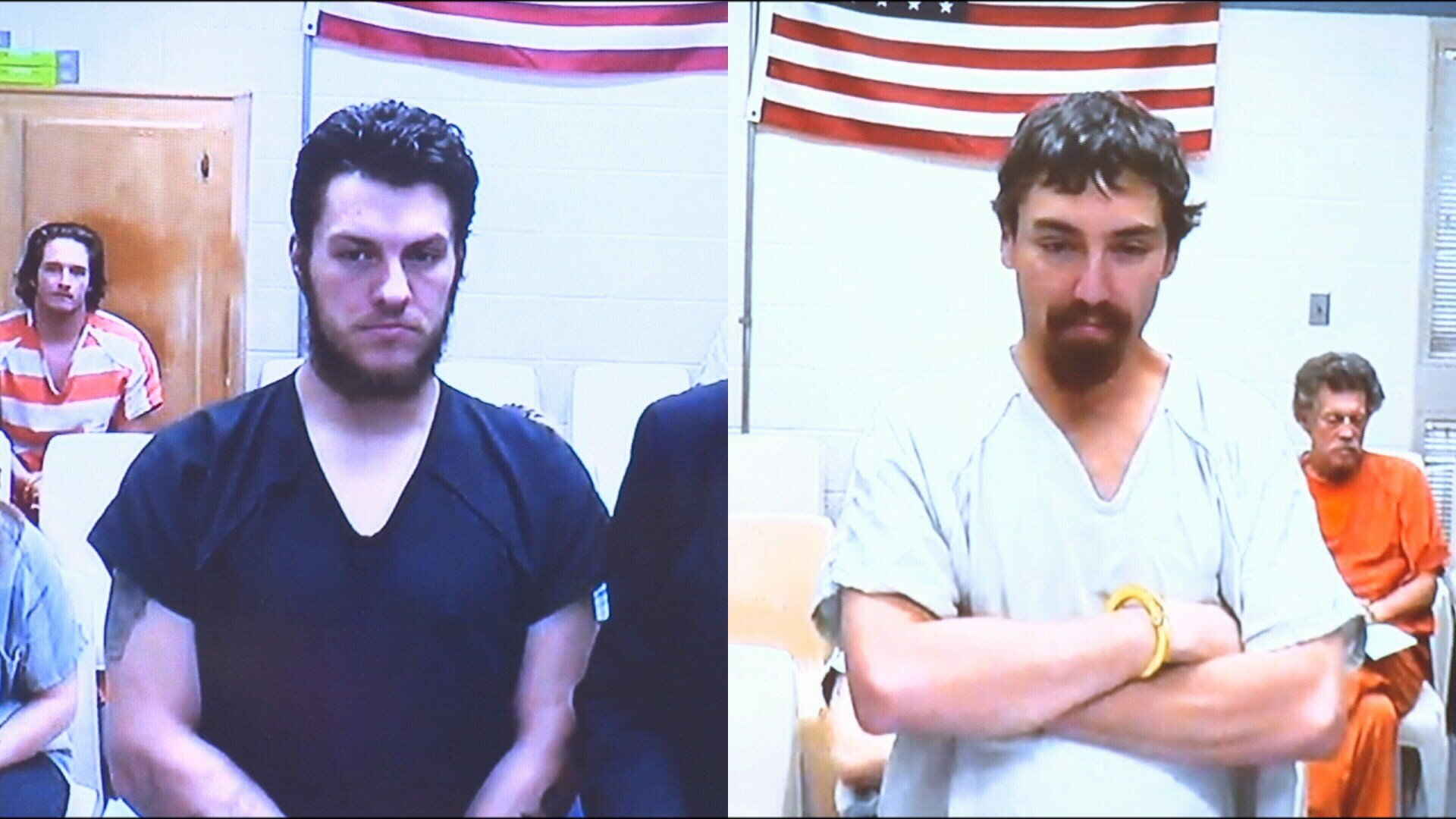 Cherry (left) and Haverty (right) are charged with deliberate homicide (MTN News)