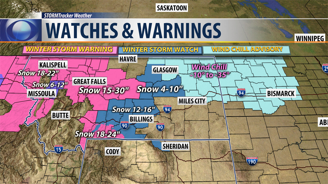 Winter storm to impact USA 12 travel, eastern portion of Idaho County