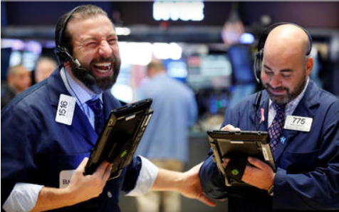 Dow Closes Above 25000 as 2-Year Rally Rolls On