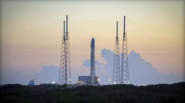 United States spy satellite believed lost after SpaceX launch