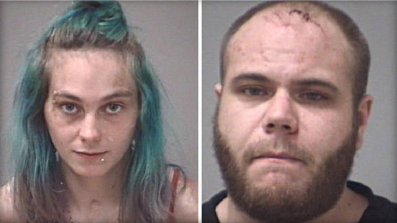 Couple accused of murdering four-year-old captured in Georgia
