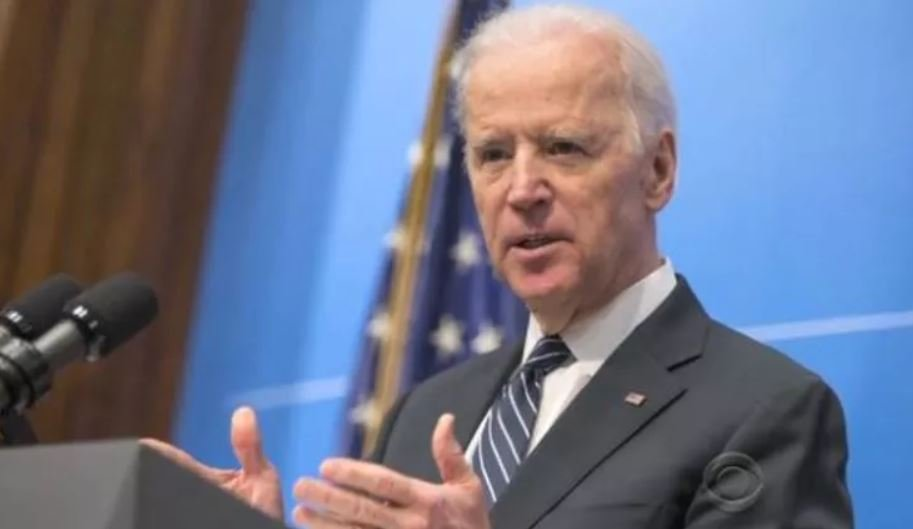 Former Vice President Joe Biden is scheduled to speak in Montana in March. (File photo)