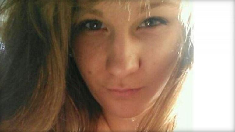 Murder victim Brittney Gargol / GOFUNDME