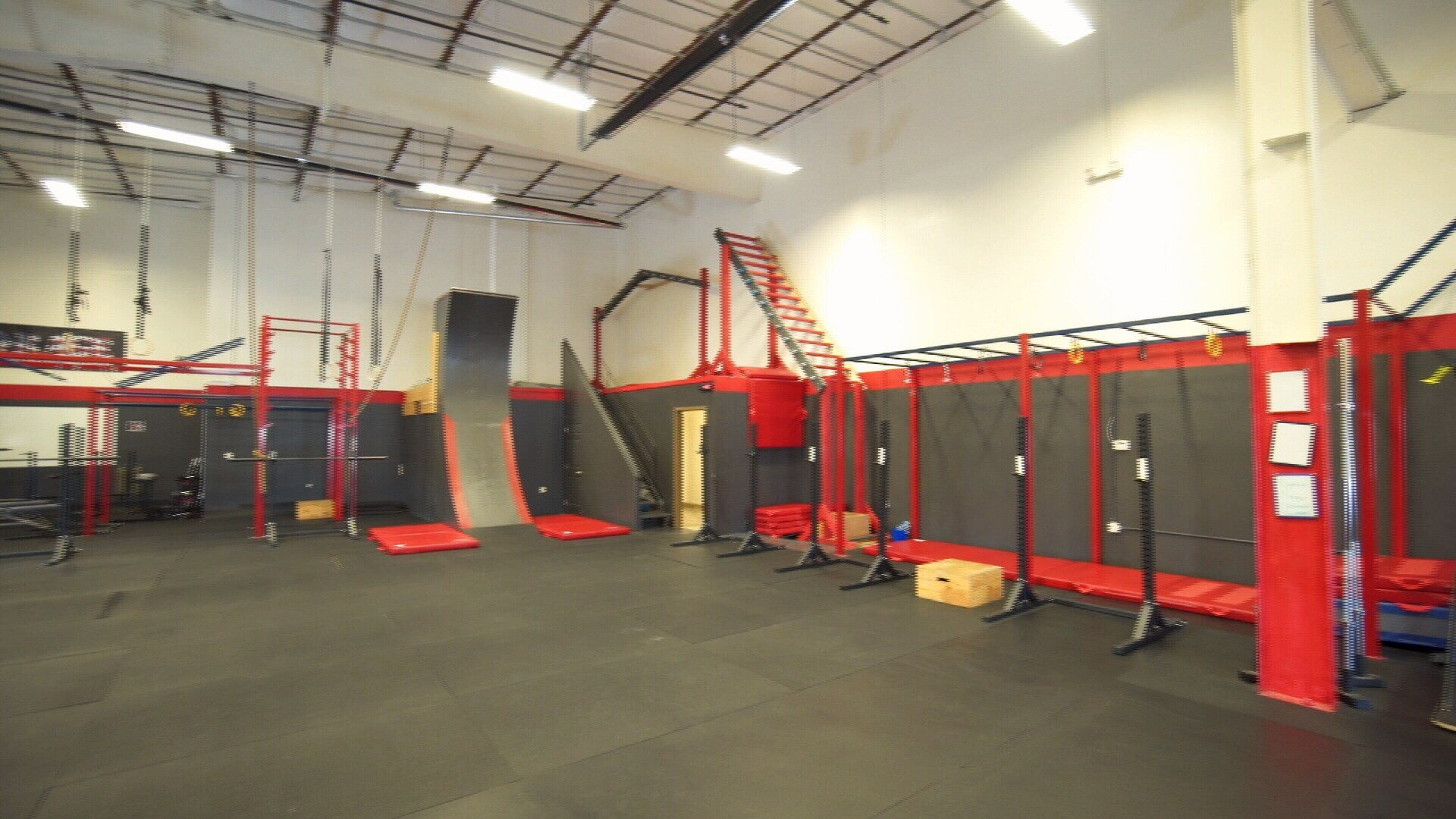 Altrain Fitness incorporates obstacle course into training (MTN News/Brandon Sullivan Photo)