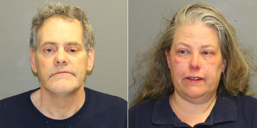 Kevin John McNees and Peggy Alice McNees have been charged with felony assault on a minor.