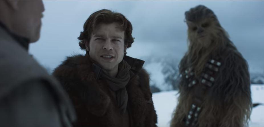 """Alden Ehrenreich stars in """"Solo.""""   LUCASFILM"""