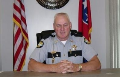 Sheriff Oddie Shoupe / WHITE COUNTY SHERIFF'S OFFICE