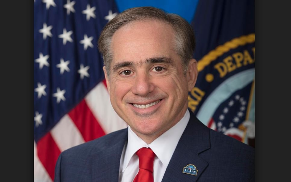 Veteran Affairs Secretary David Shulkin