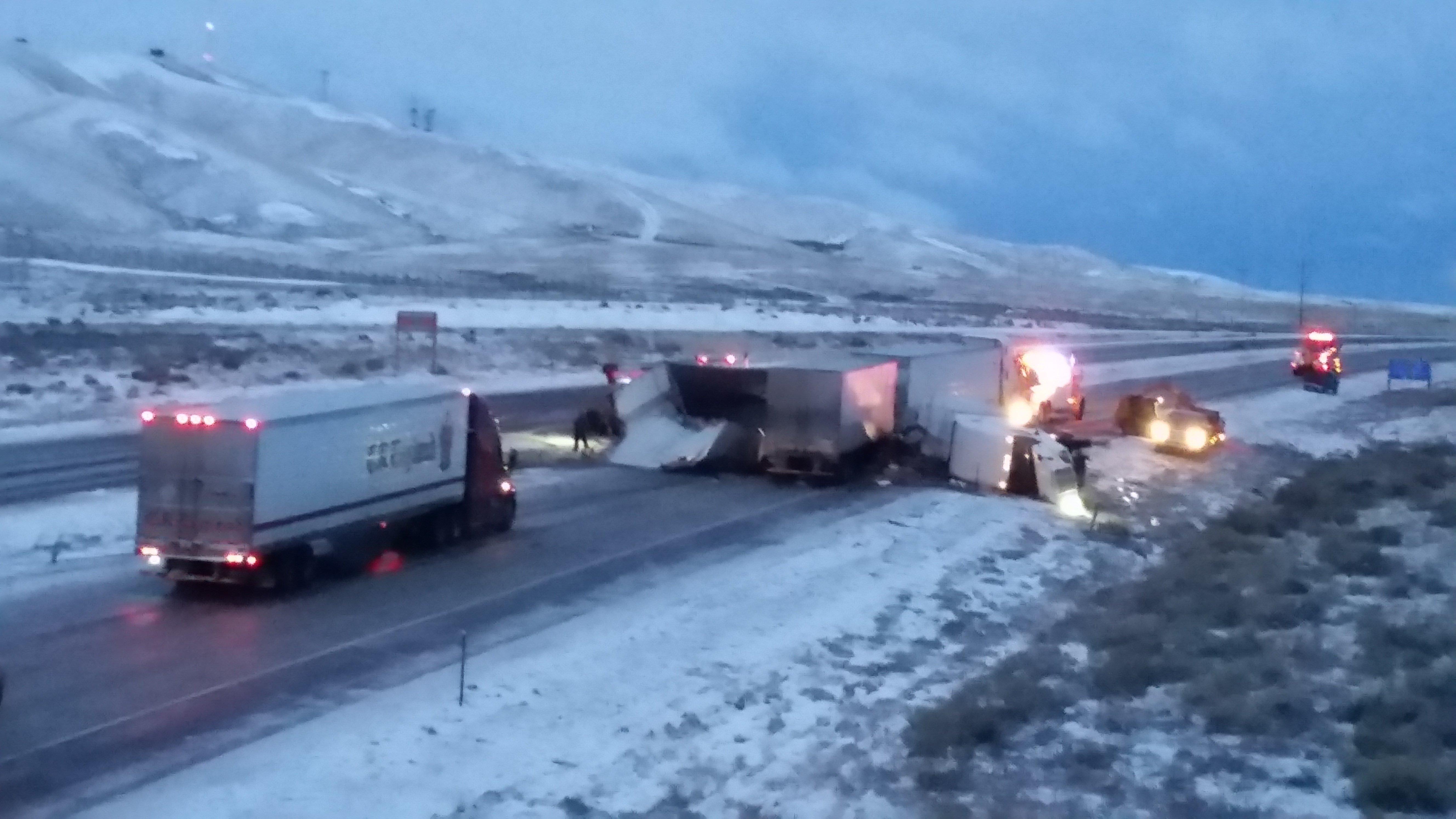 courtesy Wyoming Highway Patrol