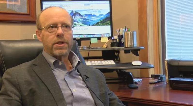 Dr. Robert Velin. MTN News