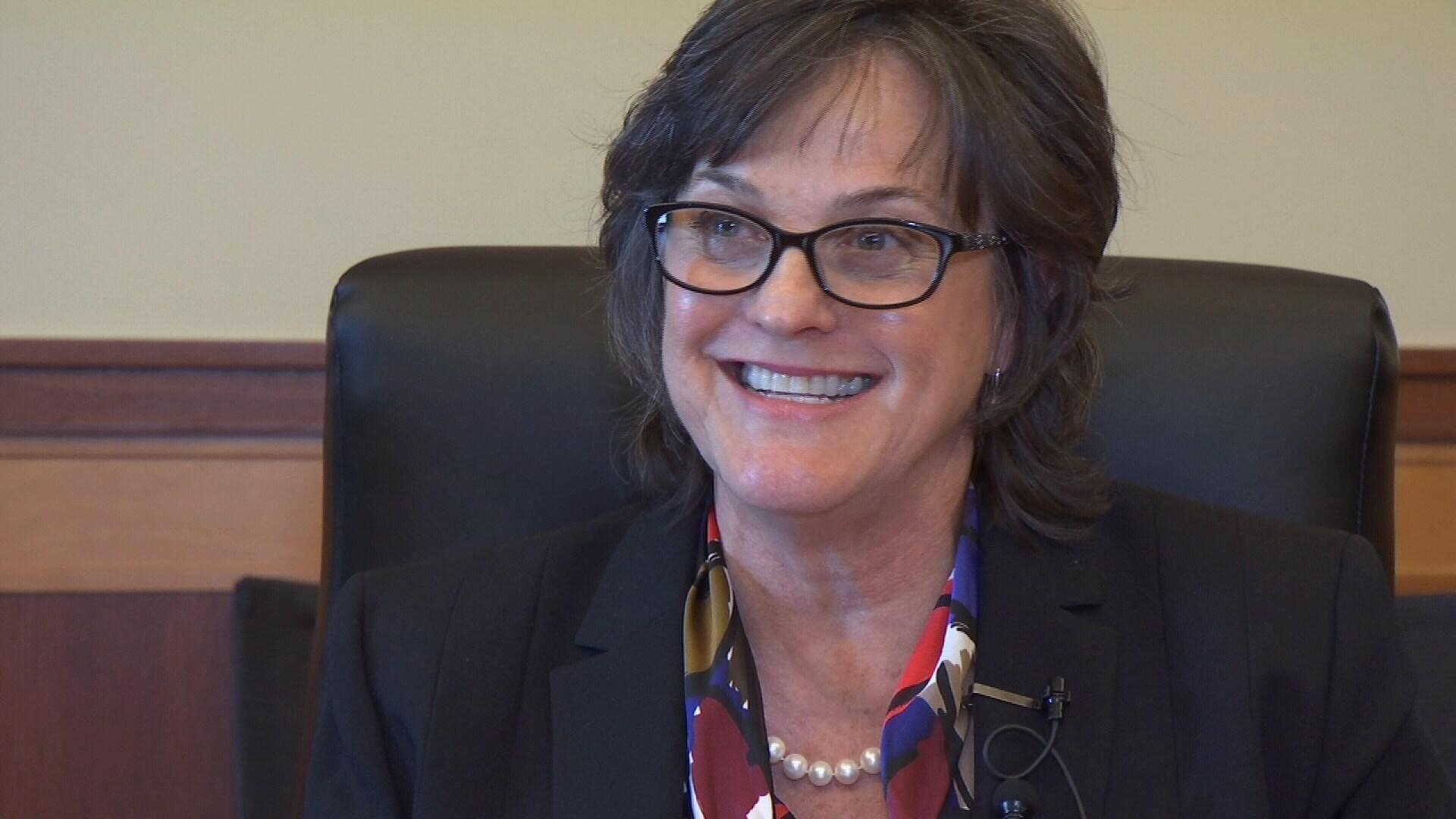 Dr. Susan Elrod (MTN News Photo)