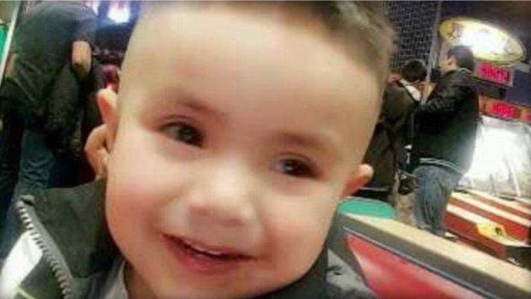 Father charged in the stabbing death of his 2-year-old son