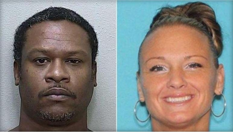 Vincent Terry, left, and Chrystal Terry / MARION COUNTY SHERIFF