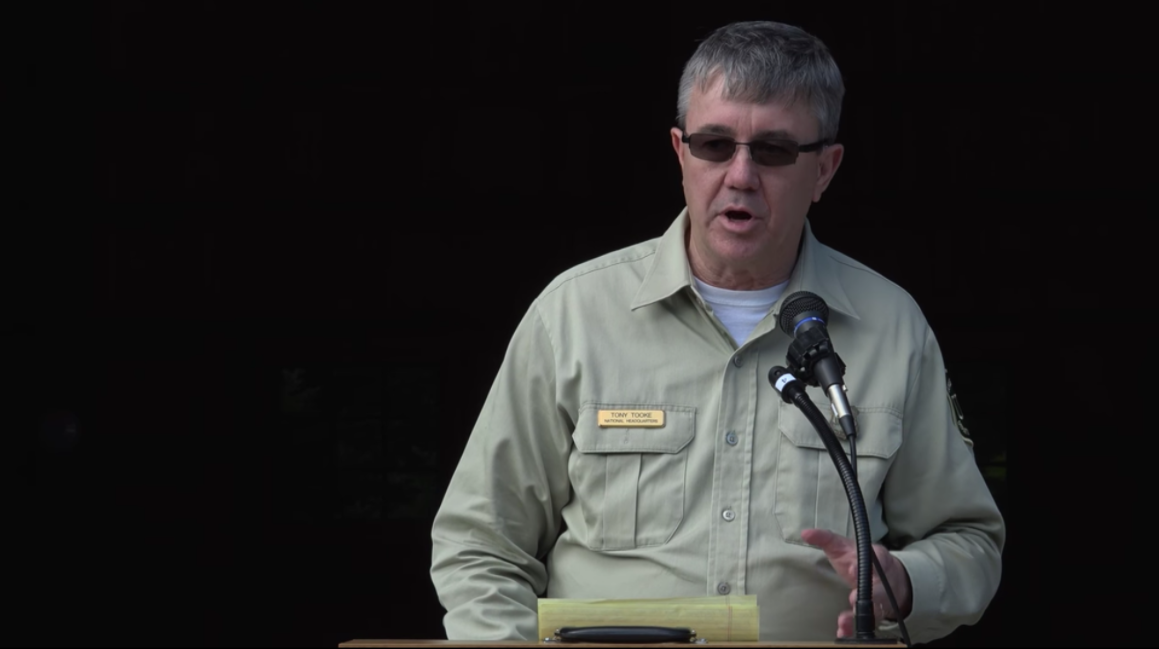 Forest Service chief Tony Tooke resigns amid sexual misconduct allegations
