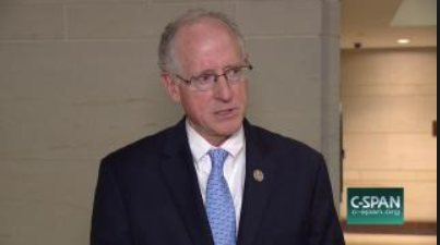 Rep. Mike Conaway, who led House Republicans' investigation in Russian election interference. courtesy of C-Span.