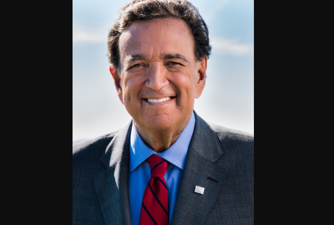 Bill Richardson, former New Mexico governor.