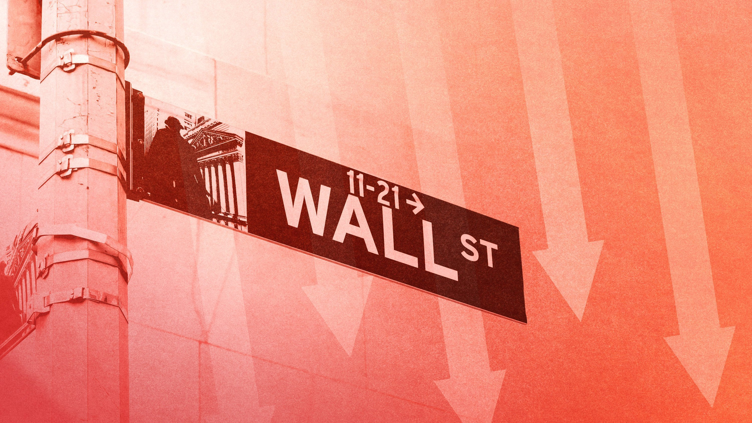Wall Street reeling from trade war concerns