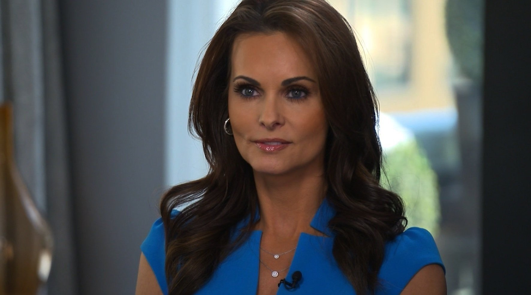 Karen McDougal sat down with Anderson Cooper in an exclusive interview on CNN.