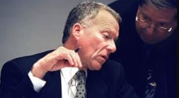 "PHOTO: I. Lewis ""Scooter"" Libby (first name generally given as Irv, Irve or Irvin), American lawyer and former adviser to Vice President Dick Cheney, Photo Date: 9/11/2001"