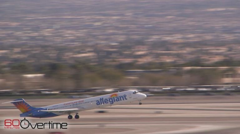 '60 Minutes' Report Put Focus On Airline Flying Out Of Stockton