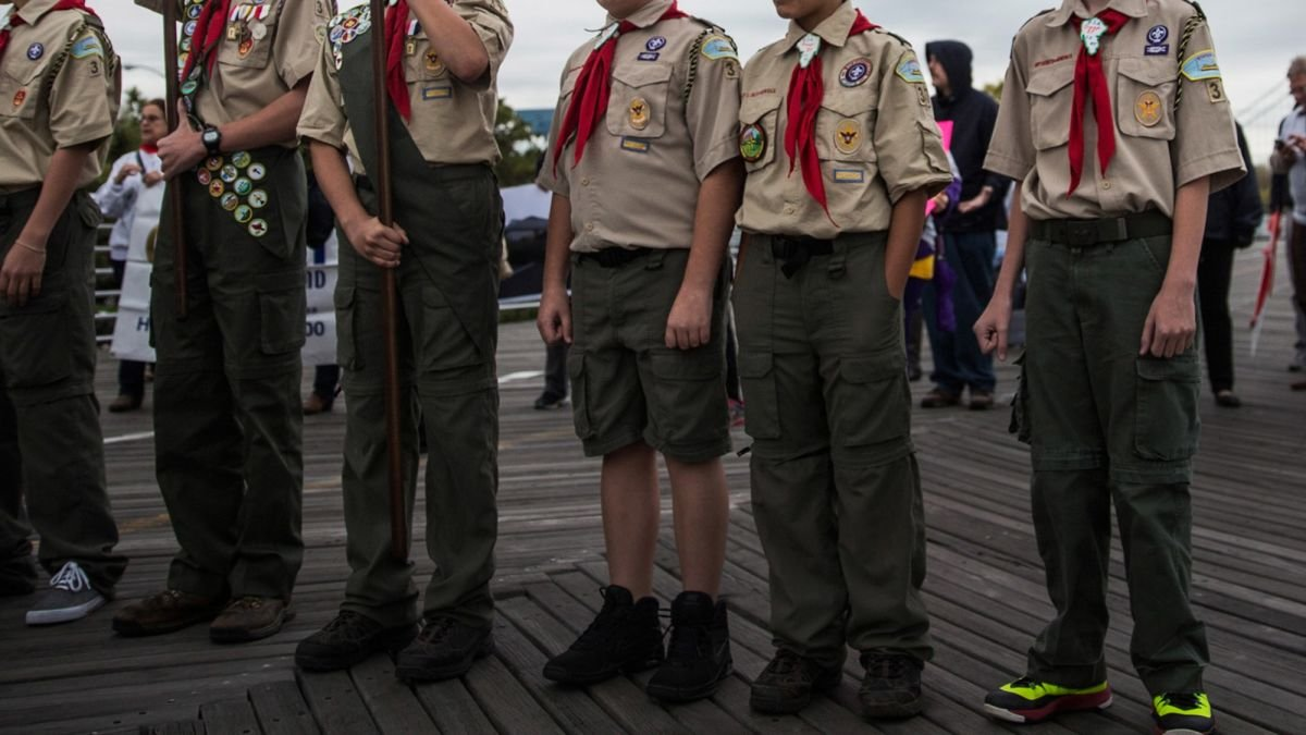 Boy Scouts To Drop Key Word From Name