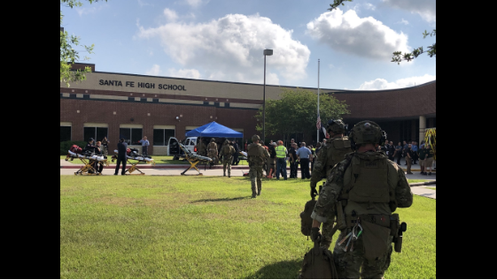 Multiple people have died as a result of a shooting Friday morning at a high school in the southeastern Texas city of Santa Fe, two law enforcement sources told CNN.
