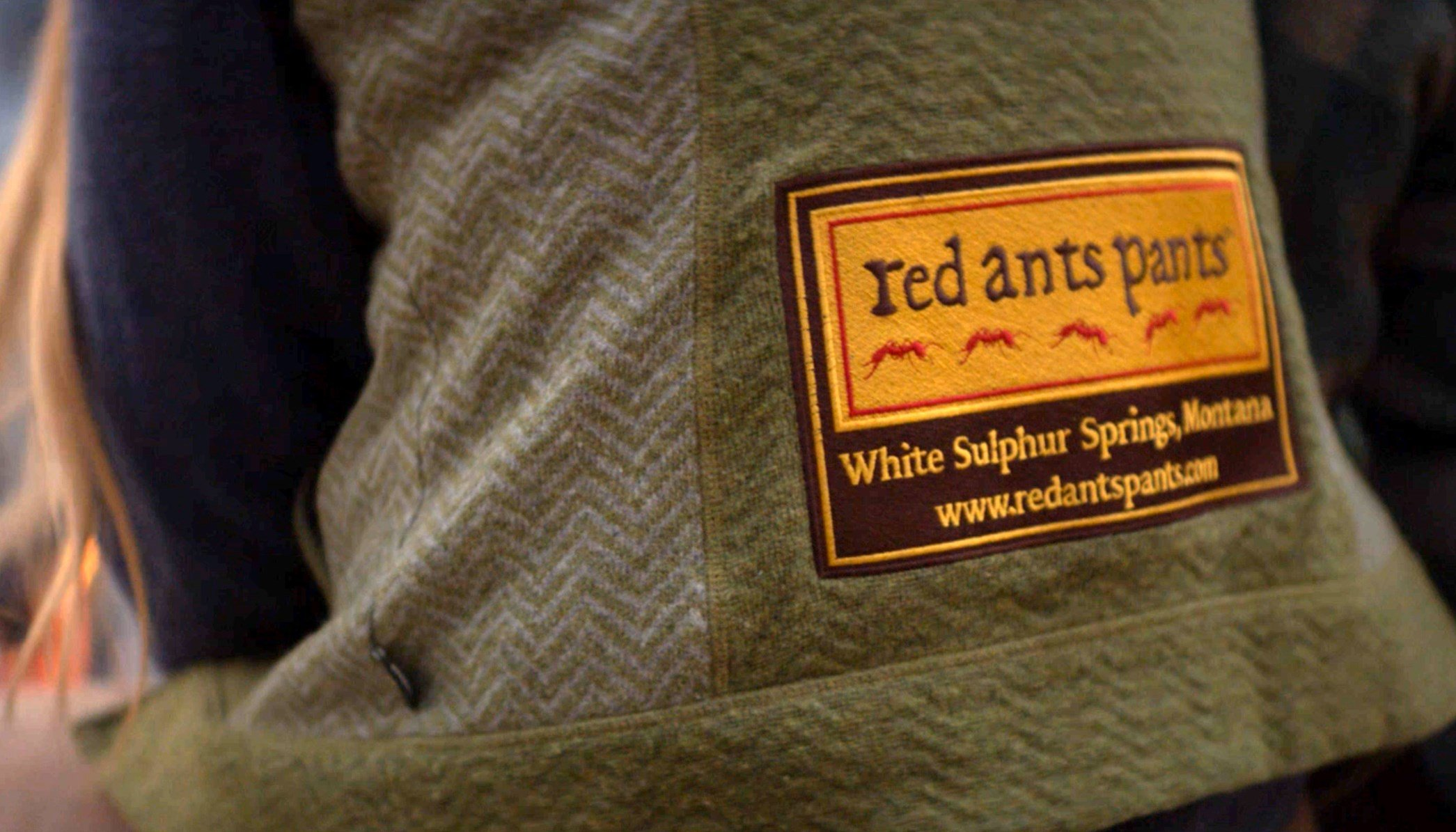Red Ants Pants is an innovative workwear company located in White Sulphur Springs.