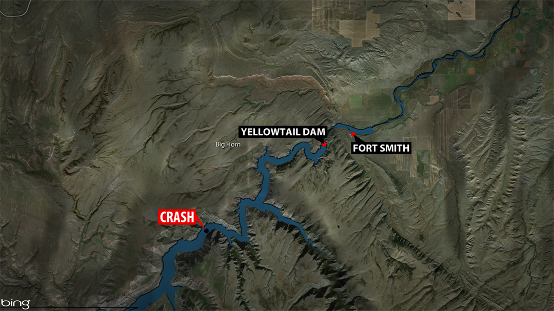 Crews are searching a few miles of Bighorn Lake (MTN News)