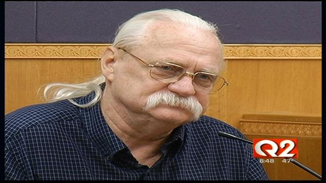 Earl Cunningham took the stand in his own defense Thursday morning