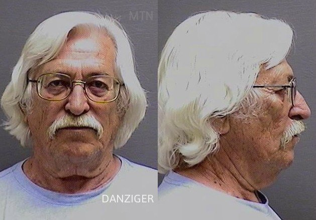 Manfred Joseph Danziger (Photo: Cascade County Detention Center)