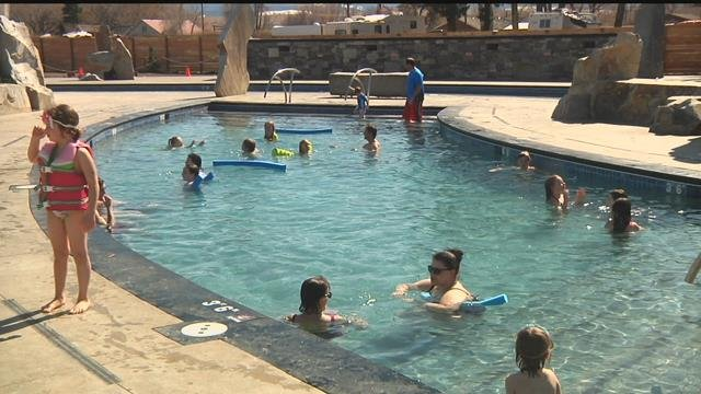 Bozeman Hot Springs Opens Three New Outdoor Pools Krtv News In Great Falls Montana