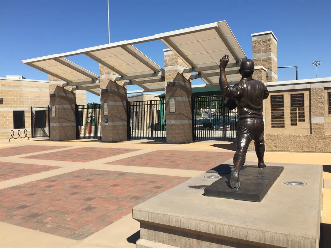 Dehler Park Home Of The Billings Mustangs MTN News Travis Schlepp