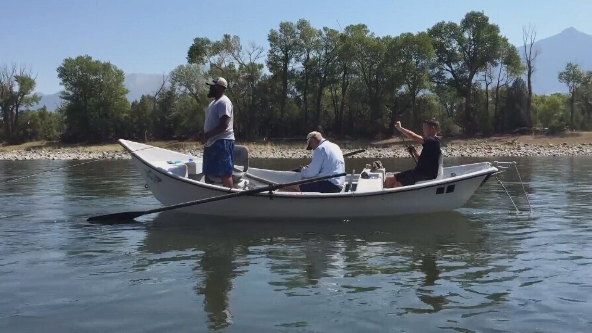 Parasite suspected in yellowstone river fish kill ktvq for Yellowstone river fishing