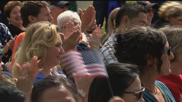 New citizens take oath in yellowstone national park kpax for Park place motors service