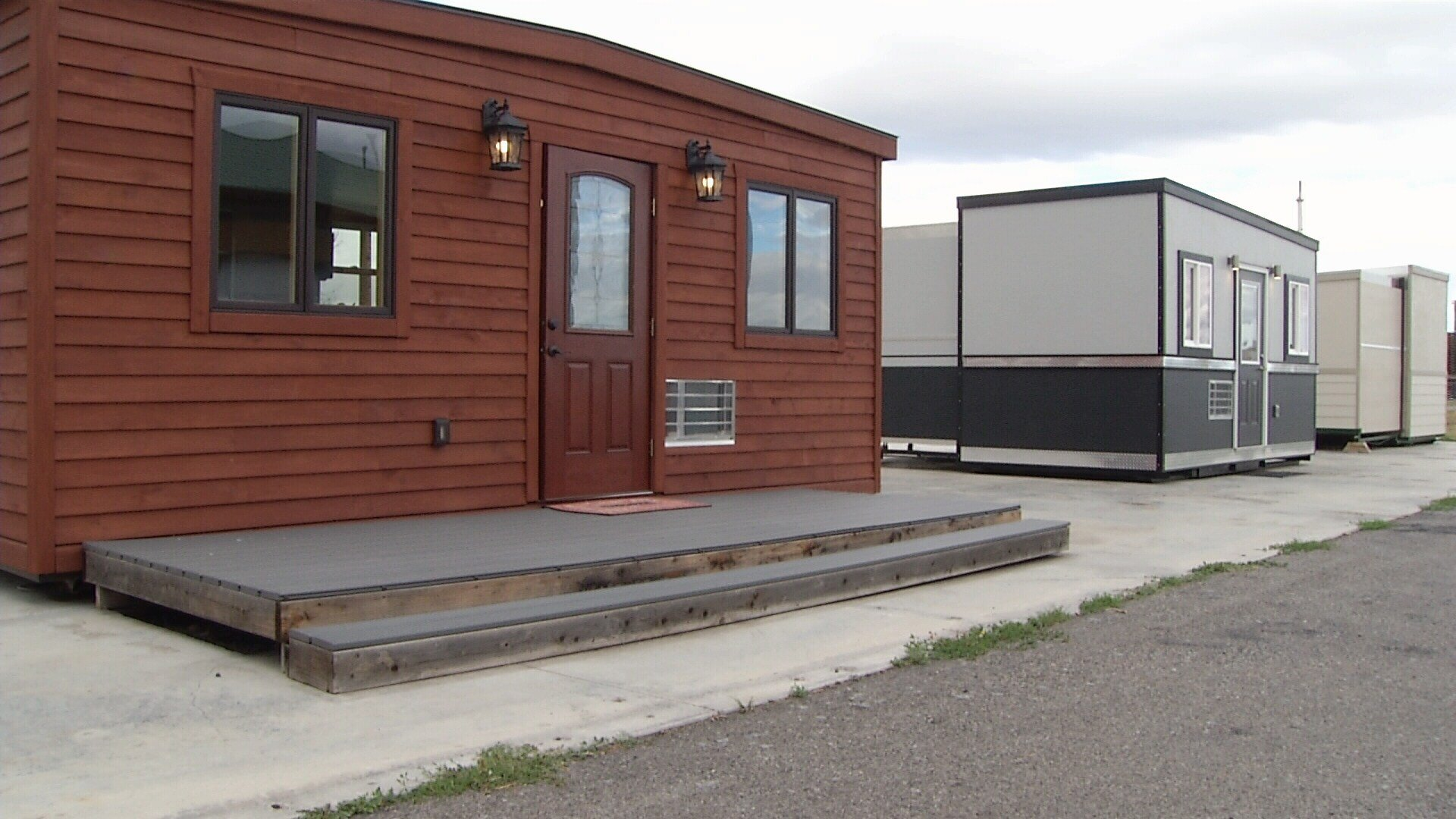 Tiny home trend hits billings q2 continuous for Home builders billings mt