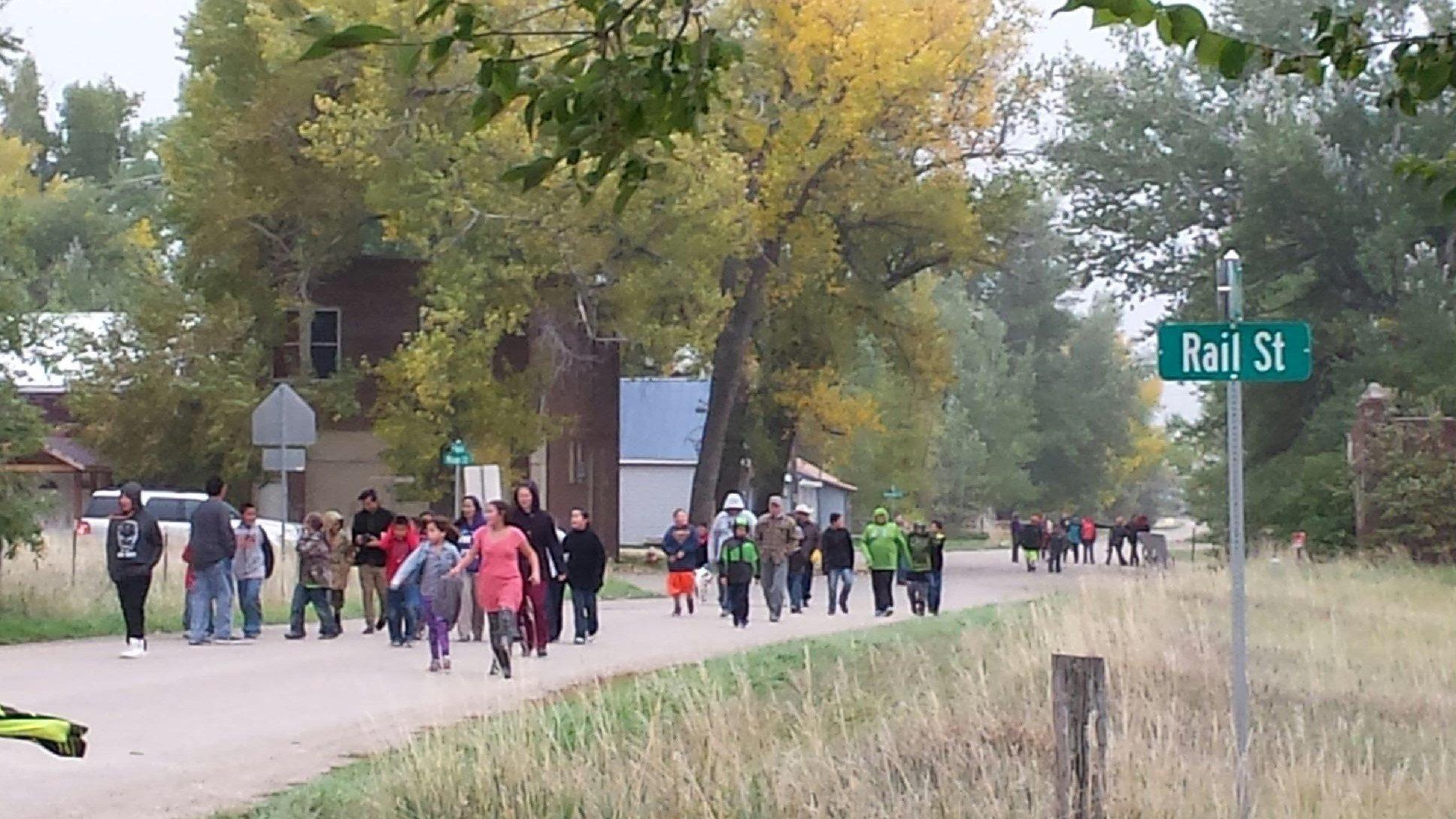 Montana big horn county wyola -  Wyola Schools