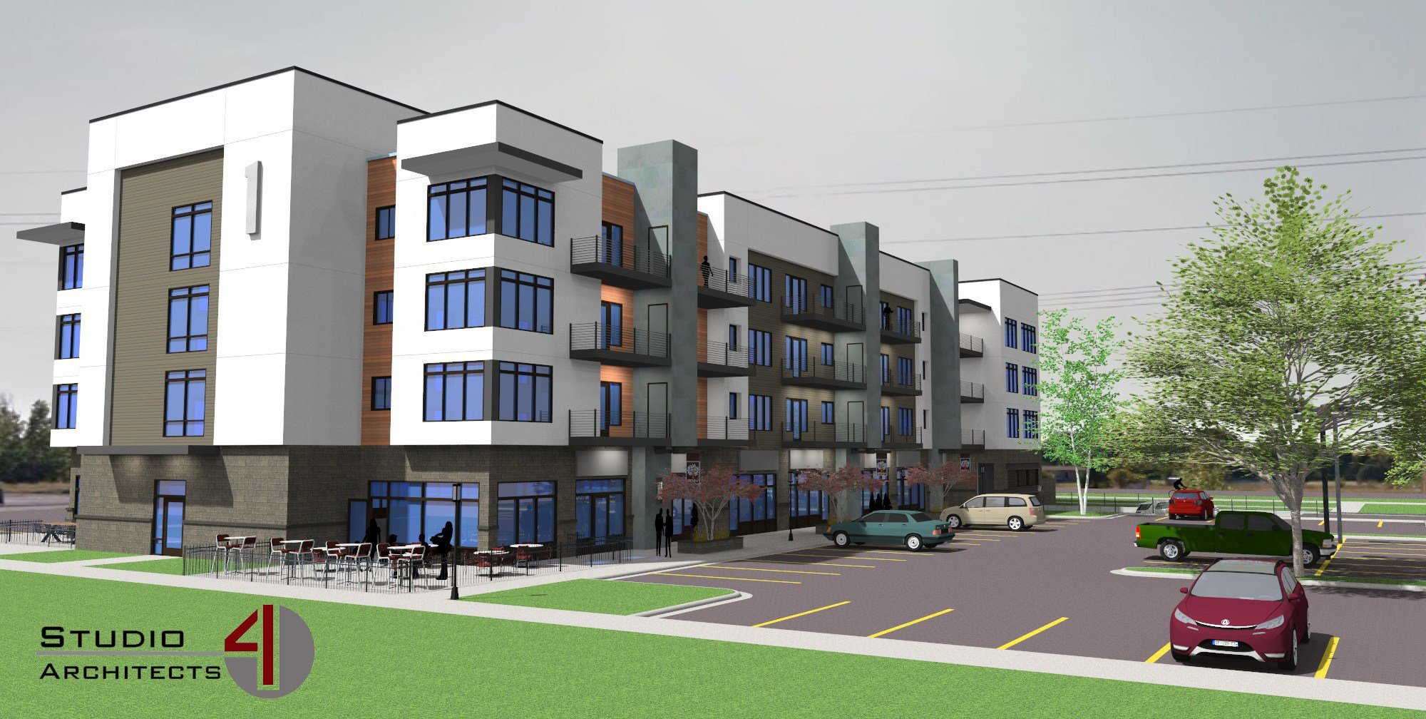 New Million Apartment Complex Coming To Billings West End