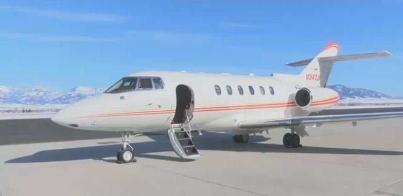 Private Jet Charter Service Takes Off In Bozeman  KXLH  Helena Montana