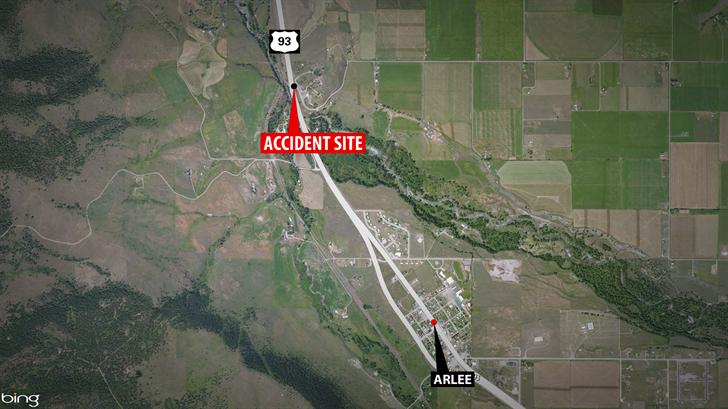 Montana man killed in Highway 93 crash - KOAA com