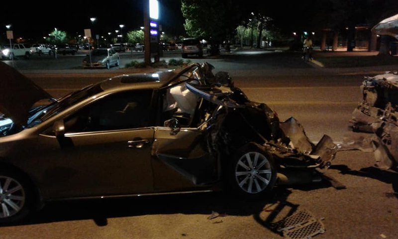 Suspects involved in billings hit and run at large kpax for Courtesy motors colorado springs